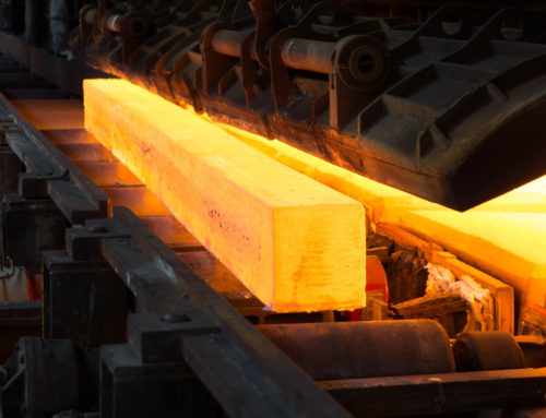 Brief an Kommissionspräsidentin Ursula von der Leyen: Der Schutz der EU-Stahlindustrie ist akut!