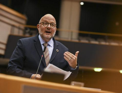 Plenary speech on a New Consumer Agenda beyond 2020